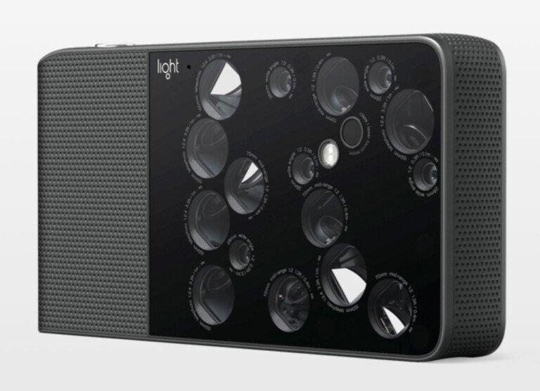 Light объявила о сотрудничестве с Sony, в рамках которого будет создавать многомодульные камеры на основе датчиков японского гиганта