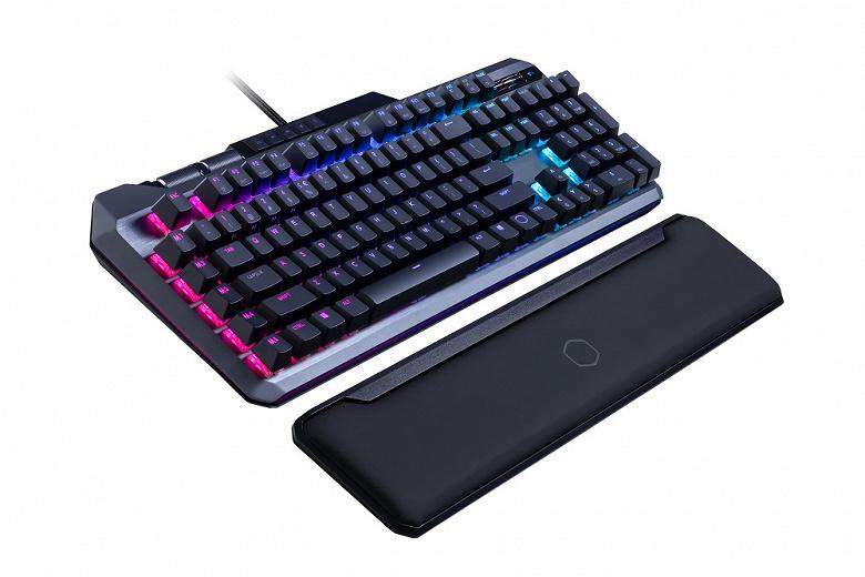 Объявлена российская цена на аналоговую механическую клавиатуру Cooler Master MK850