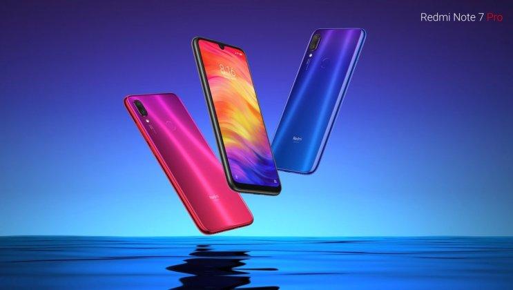 Смартфон Redmi Note 7 Pro представлен официально – это самый быстрый Redmi Note в истории