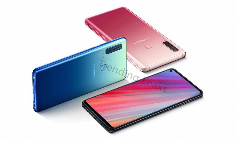 Стали известны полные характеристики смартфонов Samsung Galaxy A50, Galaxy A30 и Galaxy A10