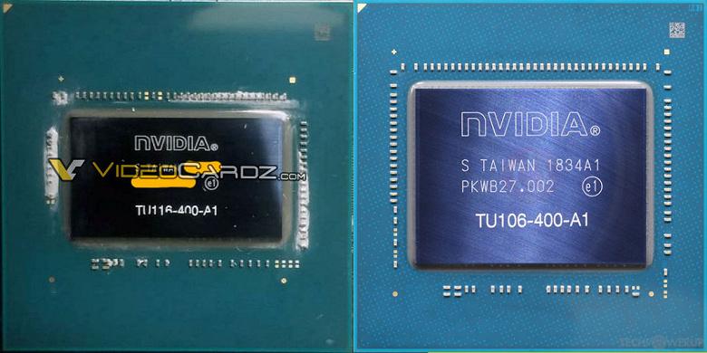 Фото дня: графический процессор видеокарты GeForce GTX 1660 Ti
