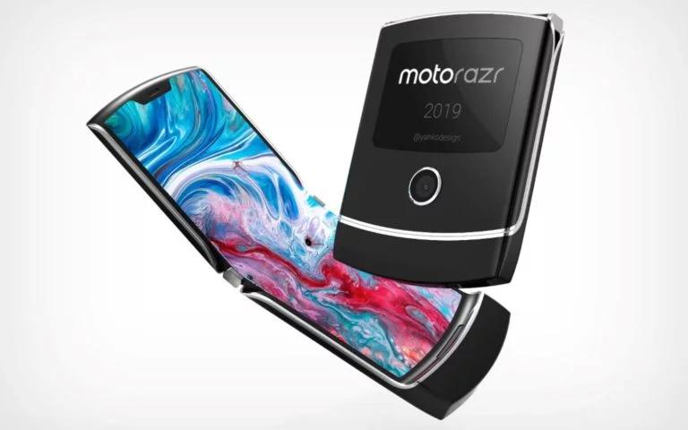 Motorola подтвердила разработку складного телефона