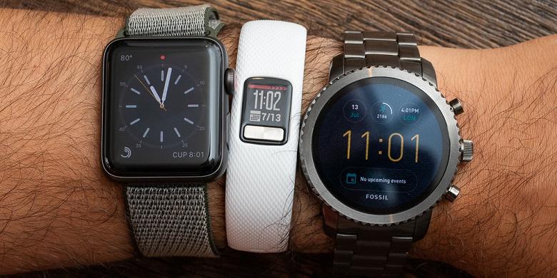 Рынок умных часов вырос на 56%, неоспоримым лидером остаётся Apple
