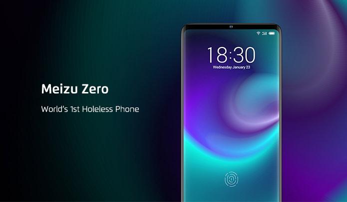 Первый в мире смартфон без кнопок и отверстий Meizu Zero может так и не появиться на рынке