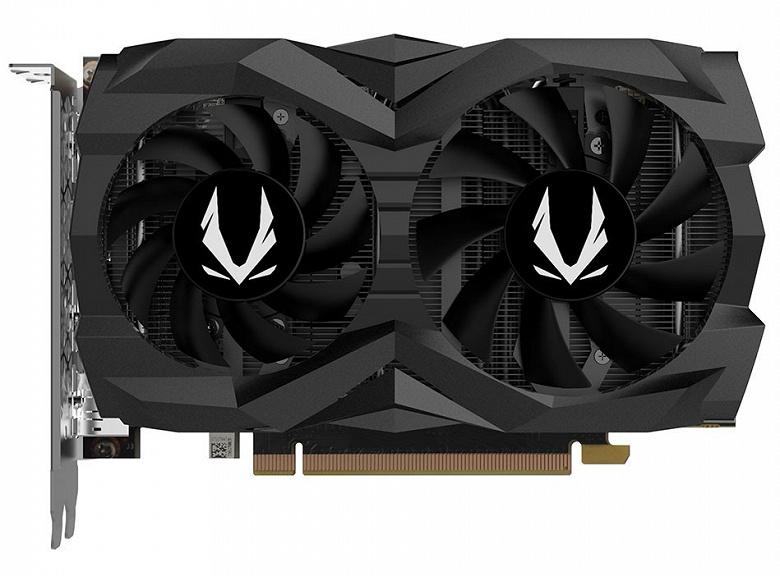 Zotac не стала распыляться на большое количество моделей видеокарты GeForce GTX 1660 Ti