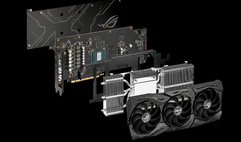 Asus представила почти десяток видеокарт GeForce GTX 1660 Ti, но утаила частоты новинок