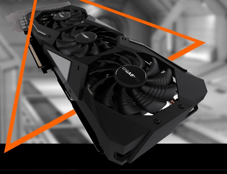 Только одна из моделей видеокарты GeForce GTX 1660 Ti компании Gigabyte основана на нереференсной печатной плате