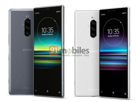 Сплошное разочарование. Характеристики, сроки выпуска и цена флагманского смартфона Sony Xperia 1 утекли в сеть до анонса