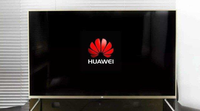 Huawei сделает ставку в своих телевизорах на поддержку 5G и контент разрешением 4K и 8K
