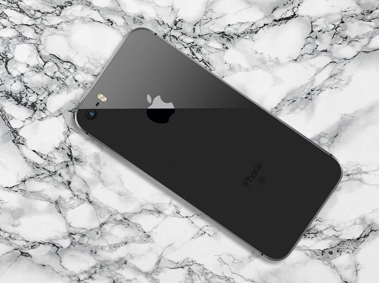 Новые изображения показывают iPhone SE 2 со стеклянной задней панелью