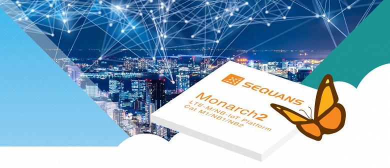 Sequans Monarch 2 — второе поколение однокорпусной платформы LTE IoT