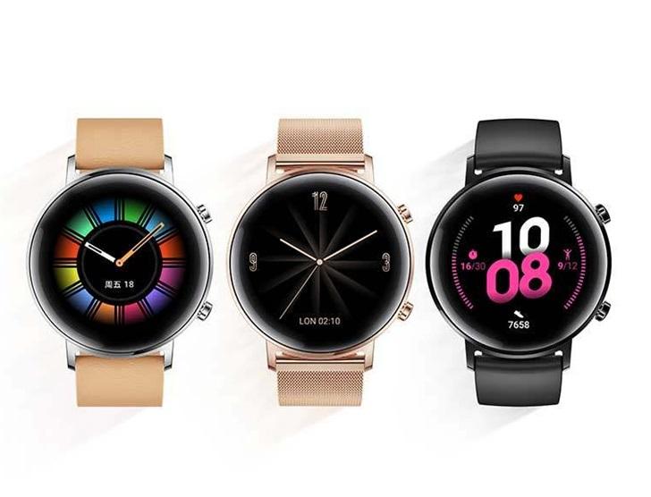 В продажу поступает новая версия умных часов Huawei Watch GT2