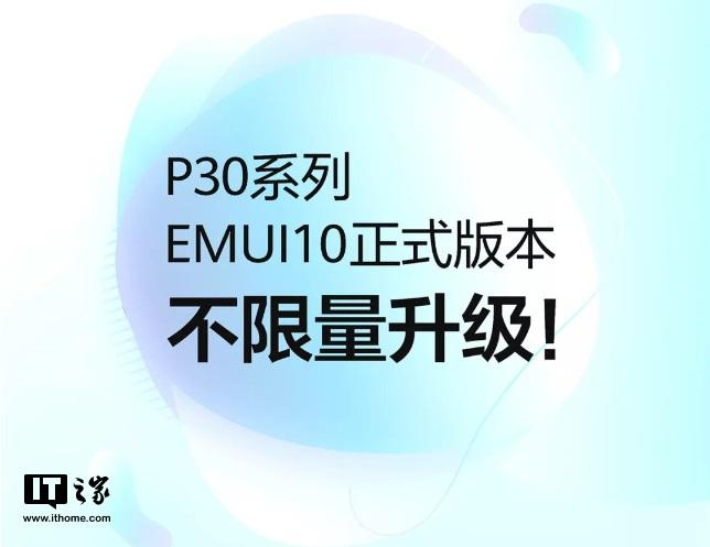Huawei P30 и Huawei P30 Pro начали получать стабильную EMUI 10 на основе Android 10