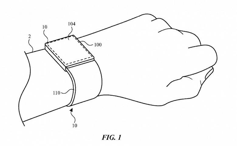 Новые часы Apple Watch обзаведутся сканером отпечатков пальцев Touch ID прямо в экране