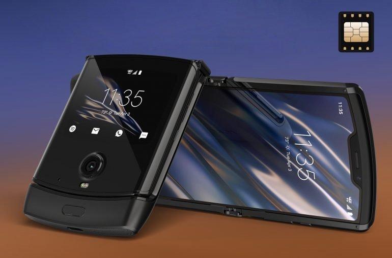 Европейские цены гибкой раскладушки Motorola Razr удивляют. Ранний выпуск — тоже