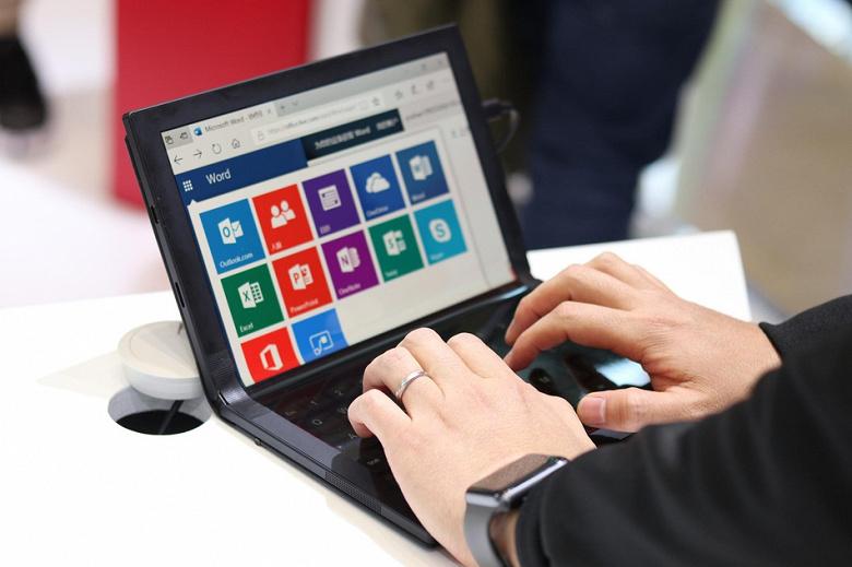Совершенно новый тип ноутбука. Lenovo показала ThinkPad X1