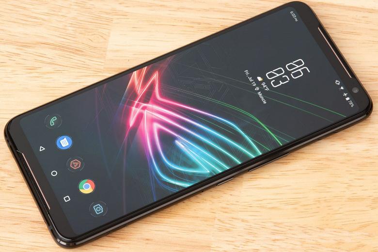 Пользователи Asus ROG Phone 2 могут опробовать Adnroid 10