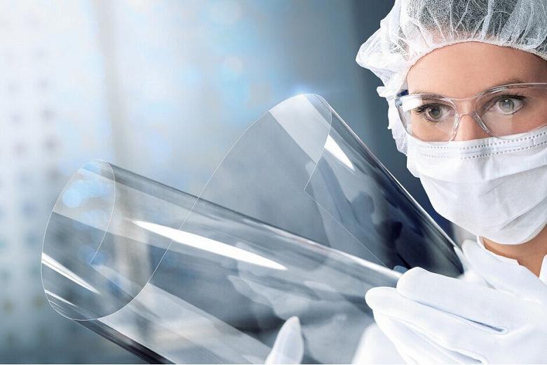 Революционное стекло для будущих смартфонов Samsung Galaxy Fold уже производится