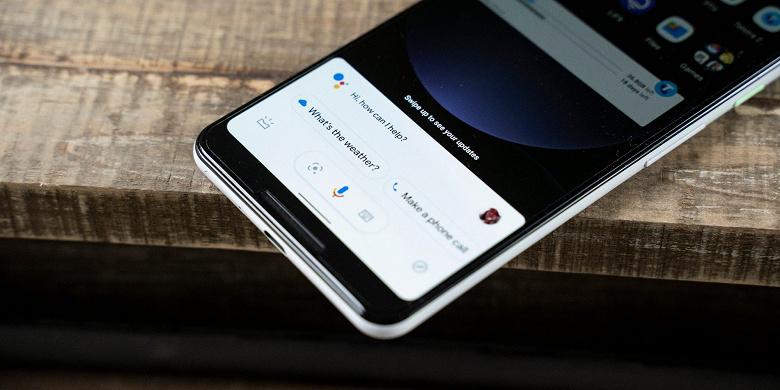 Новый Google Assistant стал доступен для старых моделей Pixel