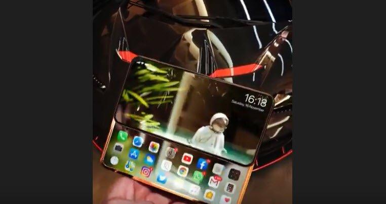 iPhone Slide Pro поражает воображение конструкцией и возможностями