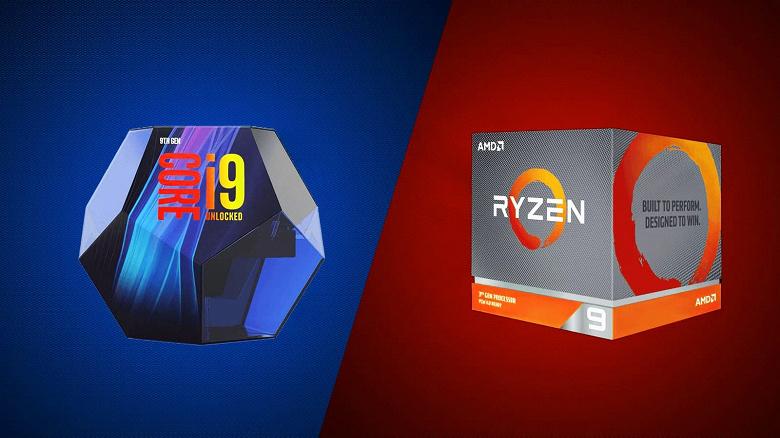 Процессоры AMD гораздо более безопасны, чем CPU Intel