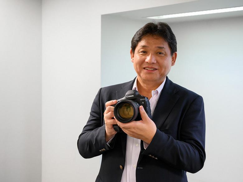 По словам Canon, спрос на зеркальные камеры остается на высоком уровне