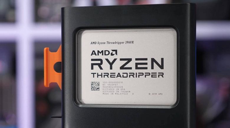 Только три монструозных CPU AMD. 48-ядерного Threadripper 3980X не будет