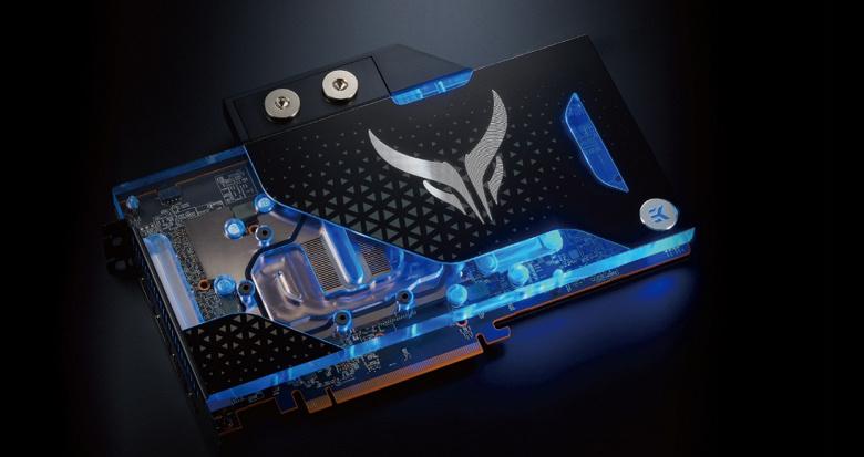 «Дьявольская» видеокарта PowerColor Radeon RX 5700 XT Liquid Devil может похвастаться невероятным заводским разгоном GPU