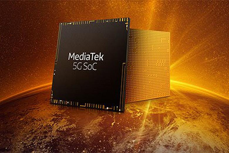 Новая SoC MediaTek уничтожает конкурентов