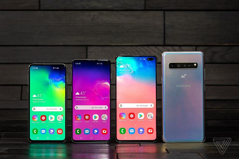 Android 10 для флагманов Samsung может задержаться