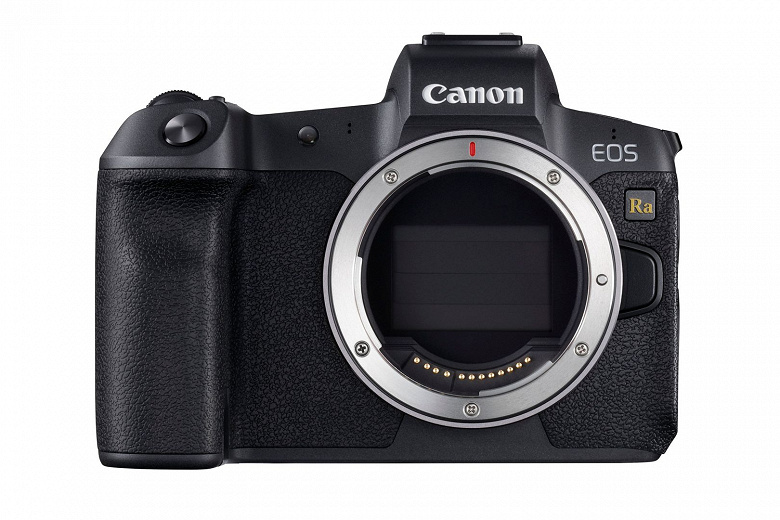 Canon EOS Ra — первая полнокадровая камера Canon для астрофотографии
