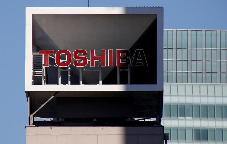 Опубликован очередной отчет Toshiba