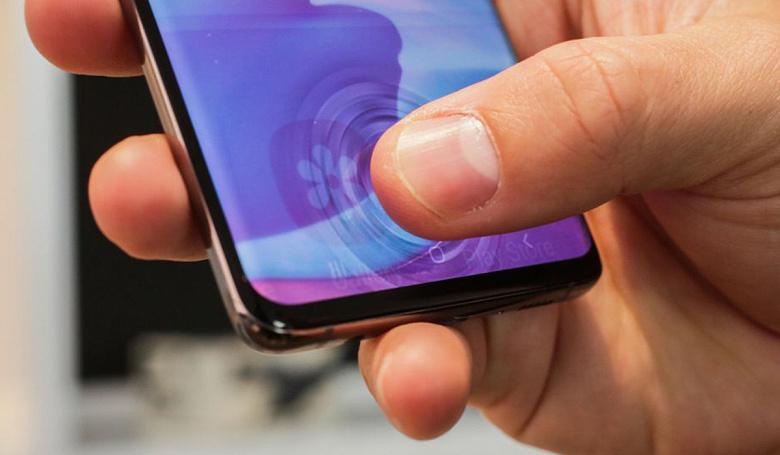 Samsung может отказаться от небезопасных ультразвуковых сканеров отпечатков пальцев