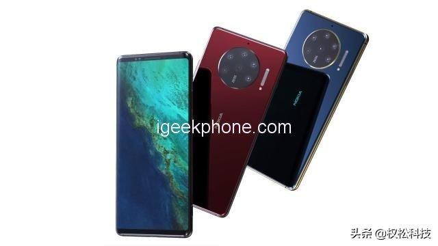 8-камерная Nokia будет стоить 1000 долларов