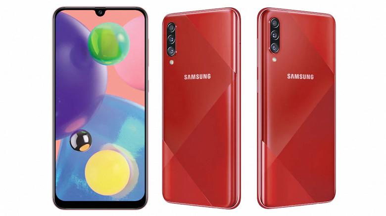 Самая популярная линейка смартфонов Samsung продолжает дешеветь