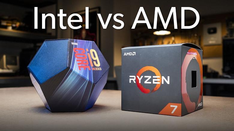 Intel приходится постоянно снижать цены на свои процессоры, чтобы конкурировать с AMD
