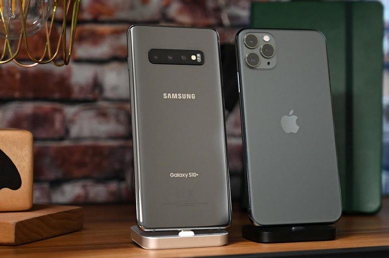 Только Apple или Samsung, только хардкор. Жители Канады практически не признают других производителей смартфонов