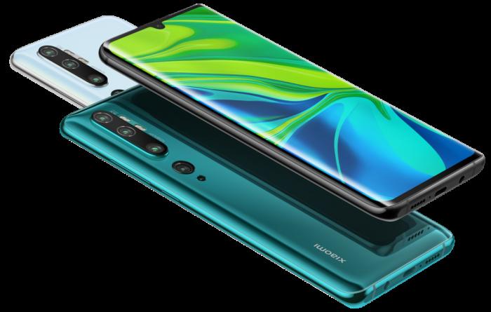 Стартовали предварительные заказы 108-мегапиксельного Xiaomi Mi Note 10. Ориентировочная российская цена