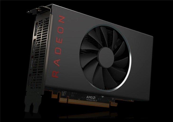 Видеокарты AMD Radeon RX 5500 поступят в продажу 12 декабря