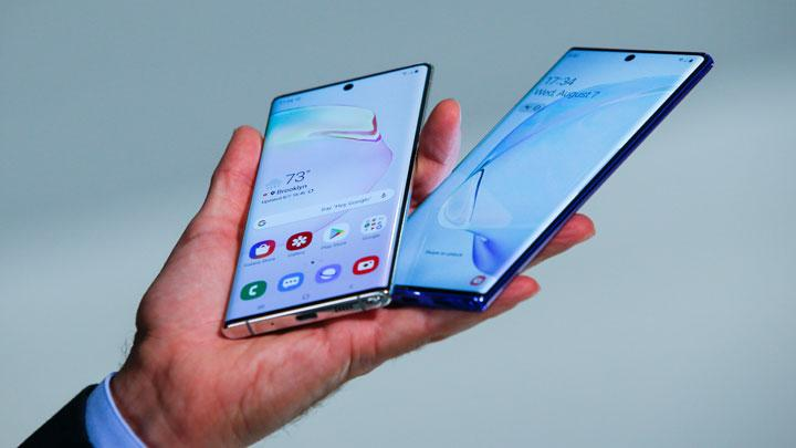 Вот и определились. Три потенциальных бестселлера Samsung дебютируют раньше ожидаемого