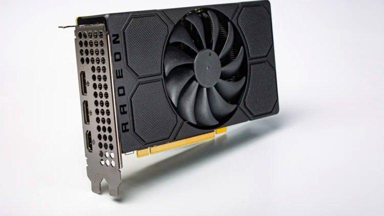 AMD Radeon RX 5500 уступила GeForce GTX 1660 и Radeon RX 580 в первом тесте