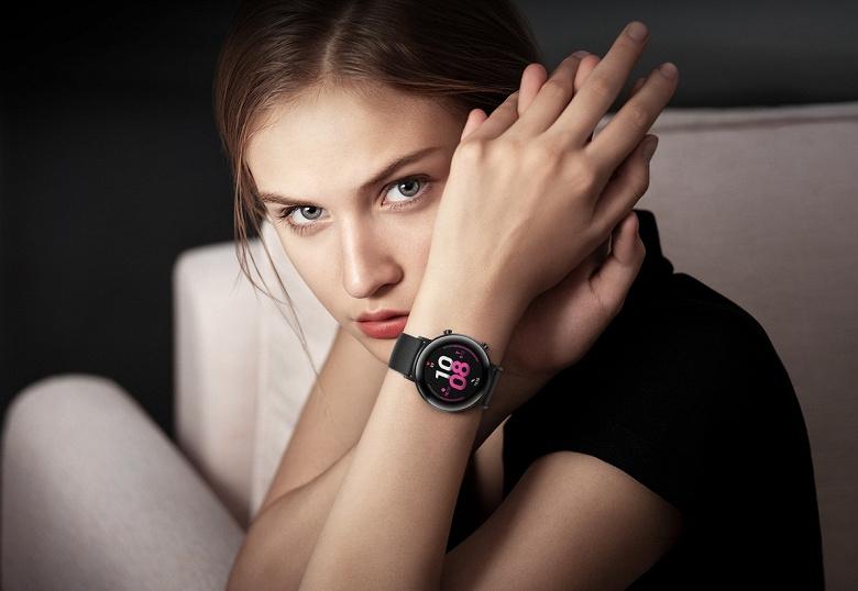 В России появились умные часы Huawei Watch GT 2 с новым дизайном