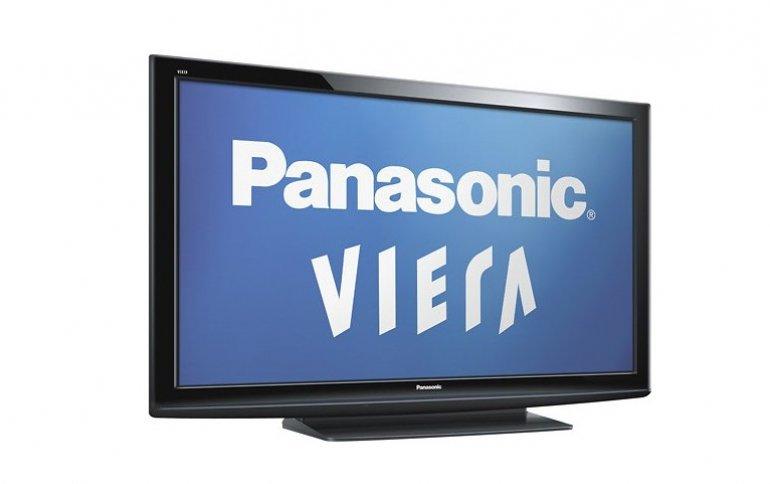 Panasonic собирается прекратить выпуск жидкокристаллических панелей