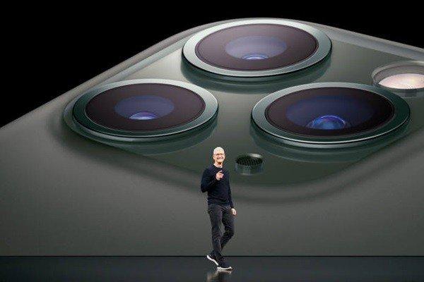 В смартфонах Apple 2020 года не будет дисплеев производства BOE