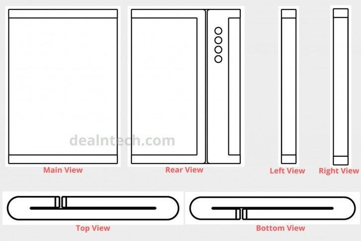 Xiaomi превратит дорогущий Mix Alpha в складной смартфон