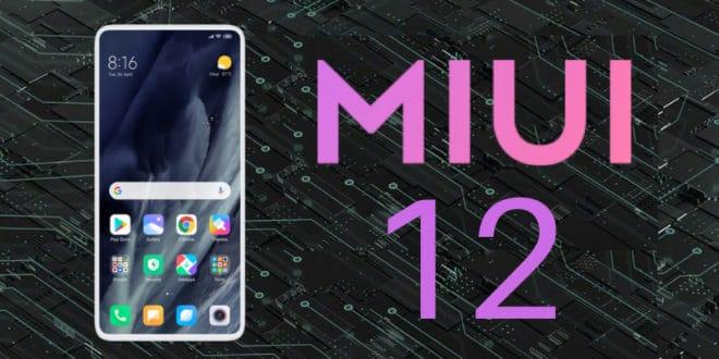 Xiaomi намекунула на особенности MIUI 12