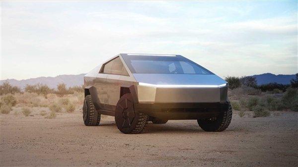 Илон Маск предлагает оснастить Tesla Cybertruck огнеметом