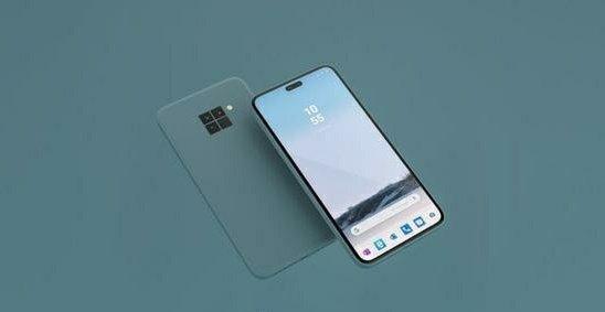 Как выглядел бы смартфон Microsoft, если бы его выпустили прямо сейчас?