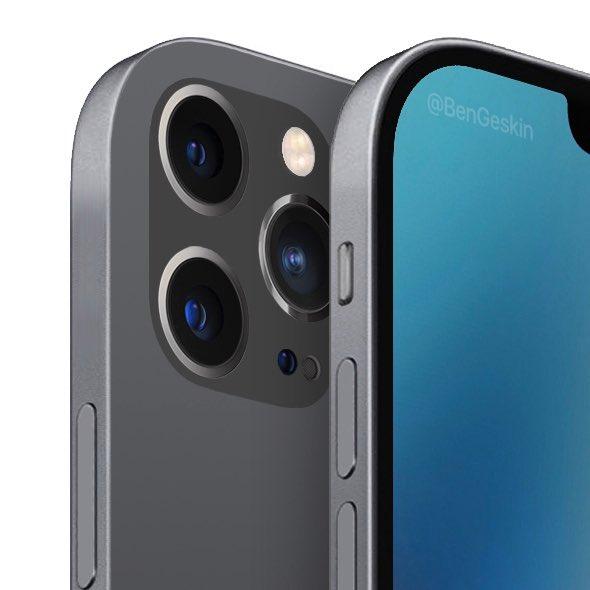 ToF-камера iPhone 12 оказалась крошечной