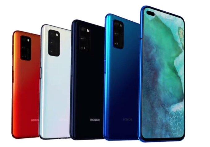 Honor V30 повторит судьбу Huawei Mate 30